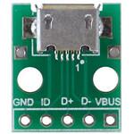 Плата Micro USB (f) 5Pin