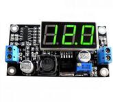 Плата понижения напряжения XH-M136 LED, DC-DC in4,5-40V ->out1,25-37V 5A