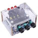 Плата усилитель XH-M566 TPA3116D2 2.1 2x50W+100W  12-24V