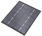 Солнечная батарея 3W 145x145mm 3W/6V/0,3A