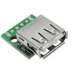 Плата USB AF, 4Pin, 1шт
