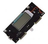 Плата Power Bank LCD 1A/2,1A, 2xUSB (f) Battery