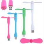 USB вентилятор (короткий, плоский)