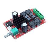 Плата усилитель TPA3116 2.0 2x50W, DC 5V 24V XH-M189