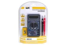 Мультиметр цифровой M832, iEK