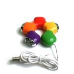 Разветвитель USB радуга